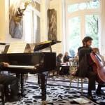 Récital piano et violoncelle, Guillaume Masson et Alexis Savelief