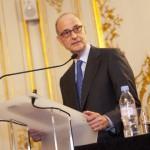 M. Paul Le Clerc, Directeur du Columbia global Centers/Europe, présente la première édition du Festival des écrivains du Monde