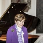 Mme Nicole Tordjman, Vice-Présidente de France-Amériques et Présidente de la section Art et Culture