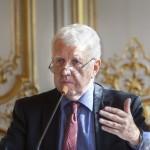 M. François David, Président d'honneur de la COFACE