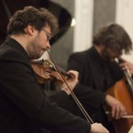 Eric Lacrouts, violon
