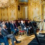 Intervention de M. Jean-Pierre Bel, ancien Président du Sénat, Envoyé personnel du Président de la République en Amérique latine et dans les Caraïbes