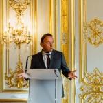 M. Jean-Pierre Bel, ancien Président du Sénat, Envoyé personnel du Président de la République en Amérique latine et dans les Caraïbes
