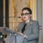 Dr. Sylviane Martin Le Corre, Administrateur de France-Amériques Délégué aux Grandes Ecoles et Universités