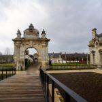 Arche du Château de Blérancourt