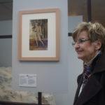 Madame Nicole Tordjman, Vice-Présidente de France-Amériques et Présidente de la Section Art et Culture