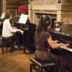 Répétition sur les pianos CASIO