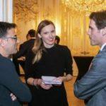 France-Amériques Nicolas Brusson & Aubin Gonzalez Lapos Fondateur de Bla Bla Car