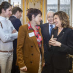 Déjeuner en l'honneur de Michèle Boisvert, Déléguée générale du Québec