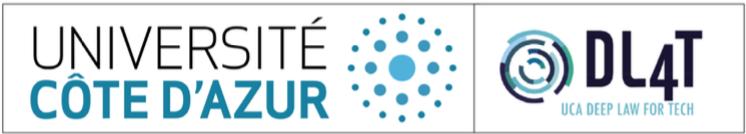 Logo Univ. Côte d'Azur-DL4T